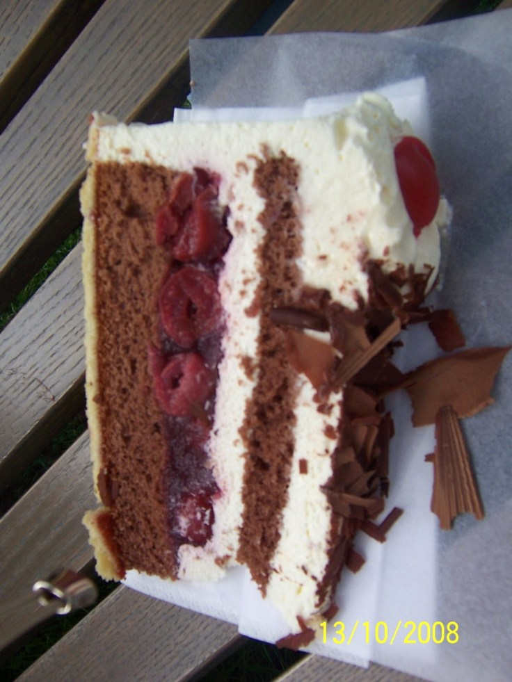 Schwarzwälder Kirschtorte (Black Forest pastry) was first made in this place