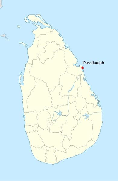 Passikudah, Sri Lanka