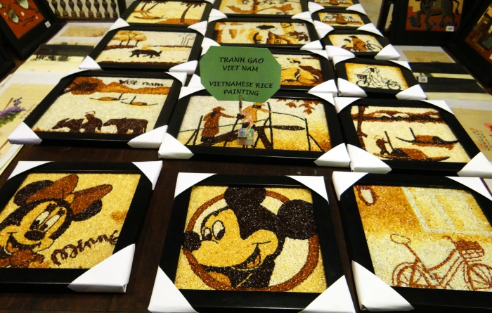 003 Rice Art (Hoi An, Vietnam)