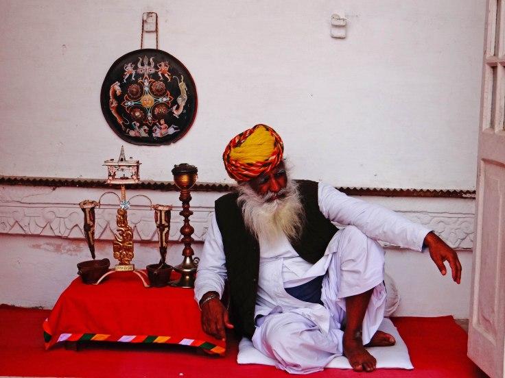 007 Hookah Man (Jodhpur, Rajasthan, India)