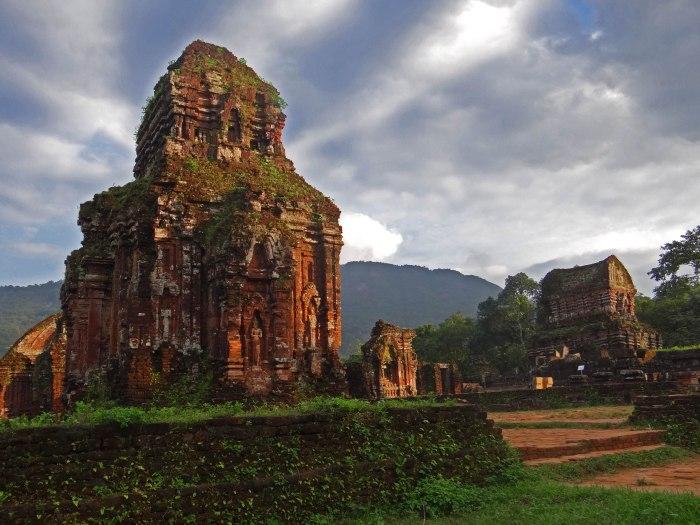 009 Walking Through the Ruins (My Son, Vietnam)