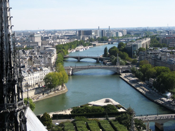 020 Been There, Seine That (Paris, France)