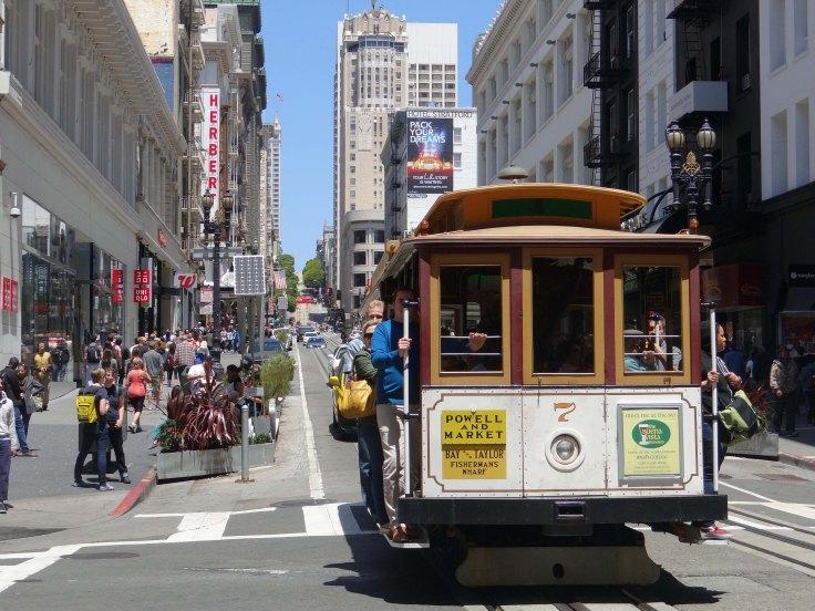 021 Hop on the Cable Car! (San Francisco, USA)