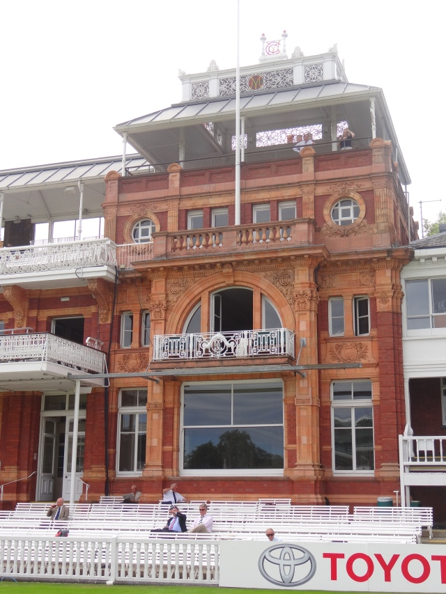The Players' Balcony