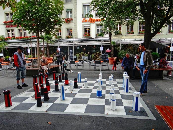 026 Outdoor Chess (Bern, Switzerland)
