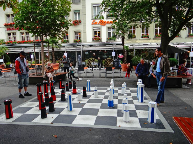 026 Outdoor Chess (Bern, Switzerland)