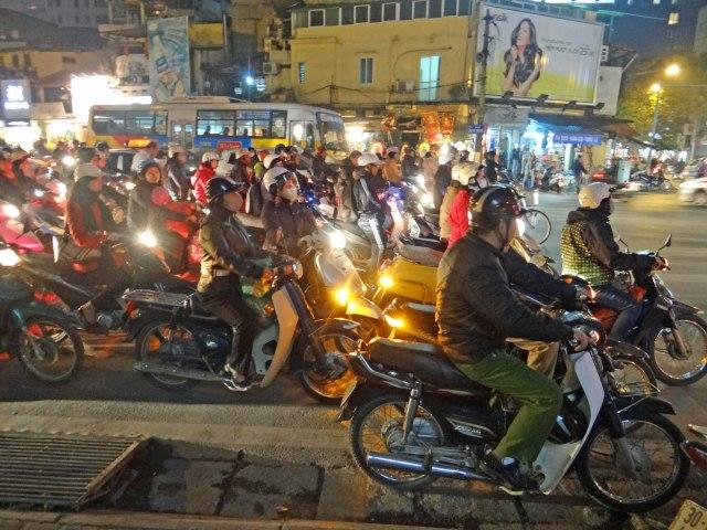 028 Scooter Galore (Hanoi, Vietnam)